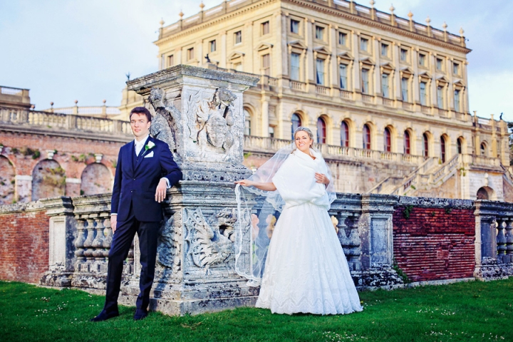 Wedding at Cliveden House Hotel, Berkshire