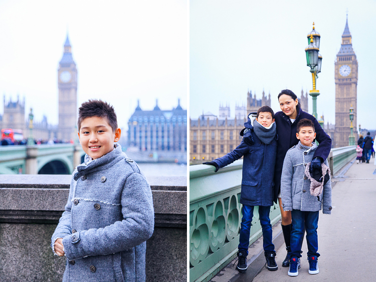 london family outdoor big ben westminster photo shoot kids winter_01