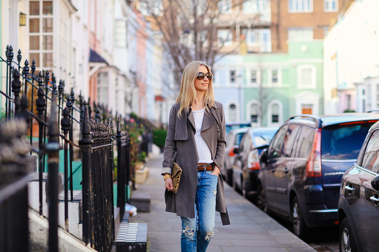 Street Style Photo Shoot In Chelsea London Margarita Karenko Photography