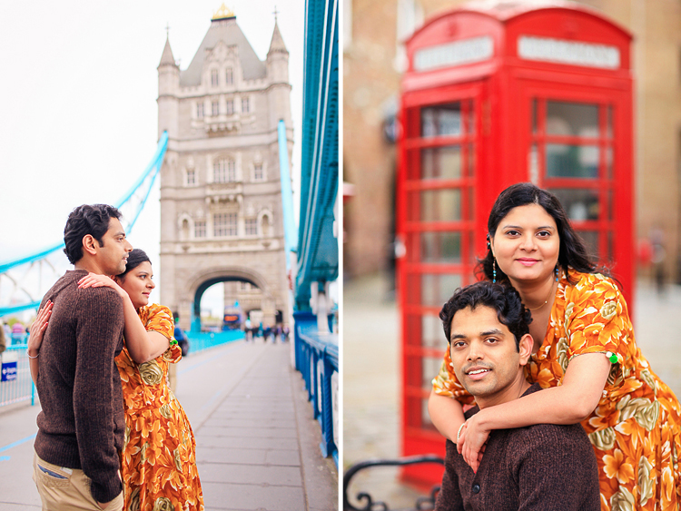 Couple photo shoot London engagement love story tower bridge big ben  (1)