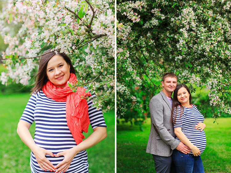 pregnancy photo shoot london spring maternity regents park  (1)