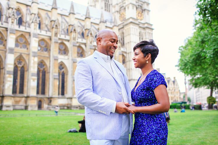 Engagement Couples London photo shoot Westminster Bridge Big Ben (1)