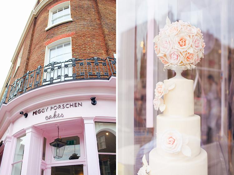 engagement pre wedding couples photography London Big Ben Chelsea Peggy Porschen cakes St Paul Tower Bridge Chelsea