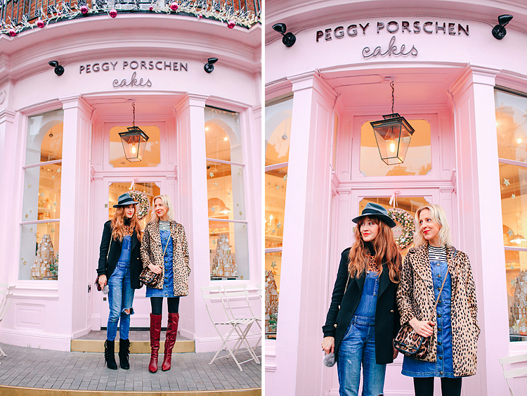 London fashion street style shoot peggy porschen cakes belgravia chelsea belle and bunty style (1)