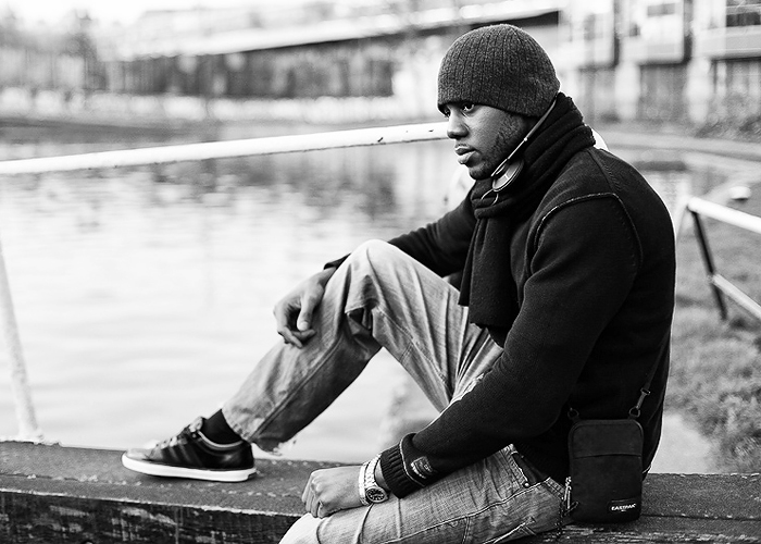 mens street style fashion portrait outdoor winter photo shoot Camden town London (2)