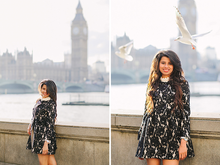 London outdoor portrait spring photo shoot fashion street style model westminster big ben st james park sunset (2)