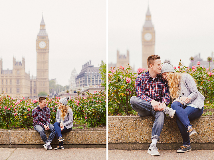 pre wedding couples engagement love photo shoot westminster London Big Ben (1)