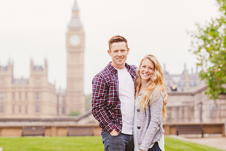 pre wedding couples engagement love photo shoot westminster London Big Ben (2)