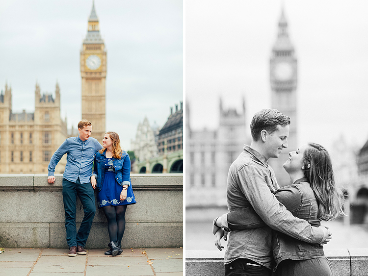couples london engagement love photo shoot westminster summer big ben