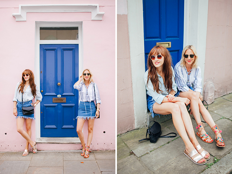 kentish town street style shoot fashion blogger summer (2)