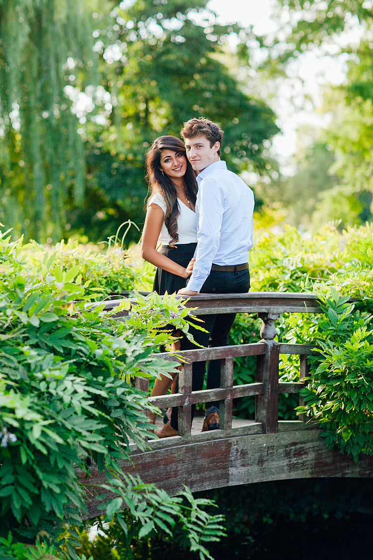 couples-engagement-pre-wedding-photo-shoot-london-regents-park-summer-sunset