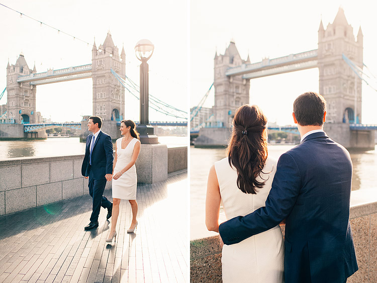 couples photo shoot engagement photographer London Tower Bridge Regents park summer (1)