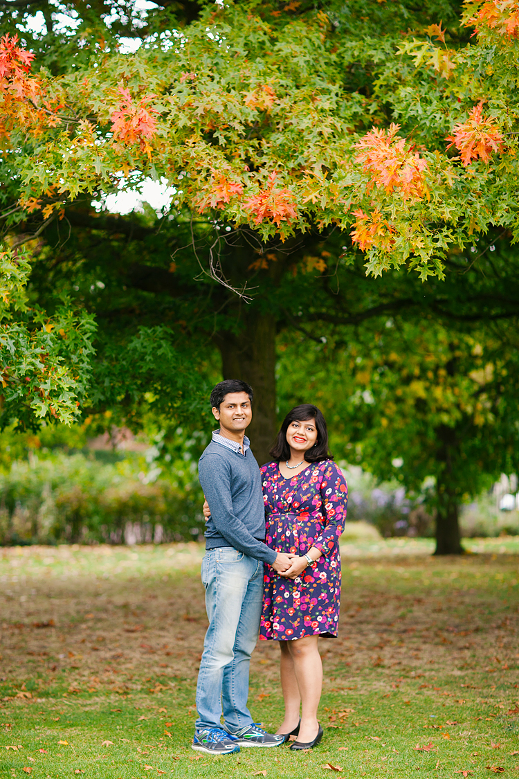 pregnancy maternity autumn couples photoshoot london regent