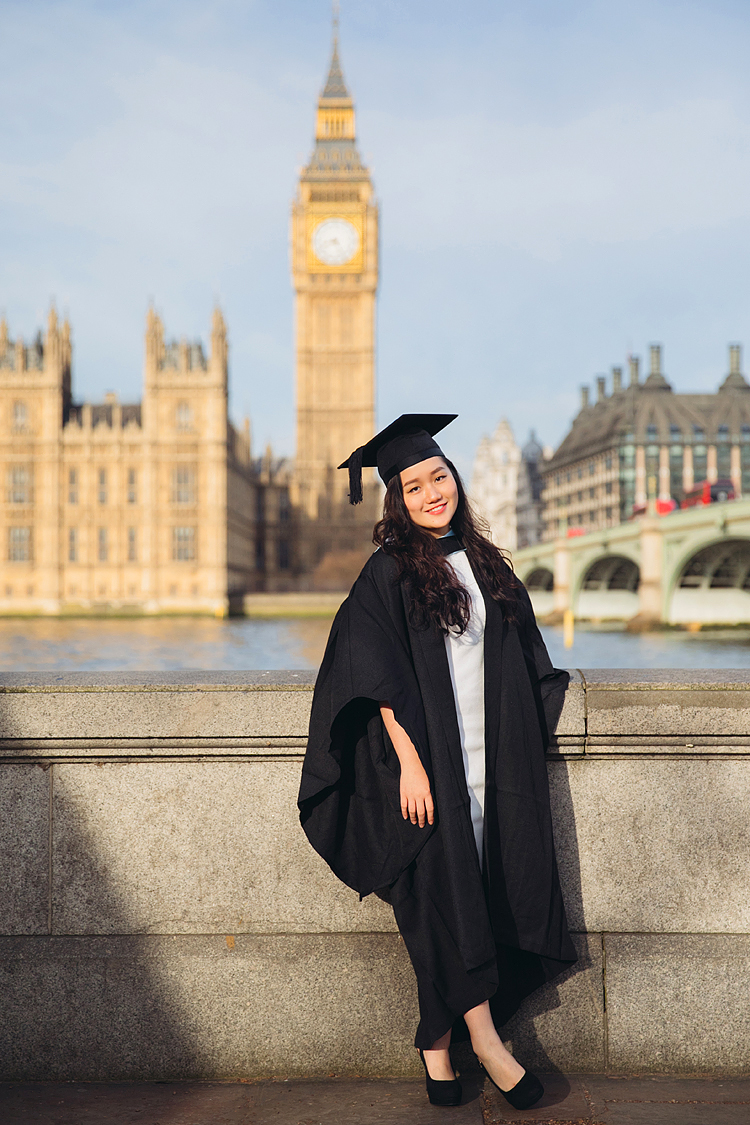 Graduation Photo Shoot In Westminster London 187 Margarita
