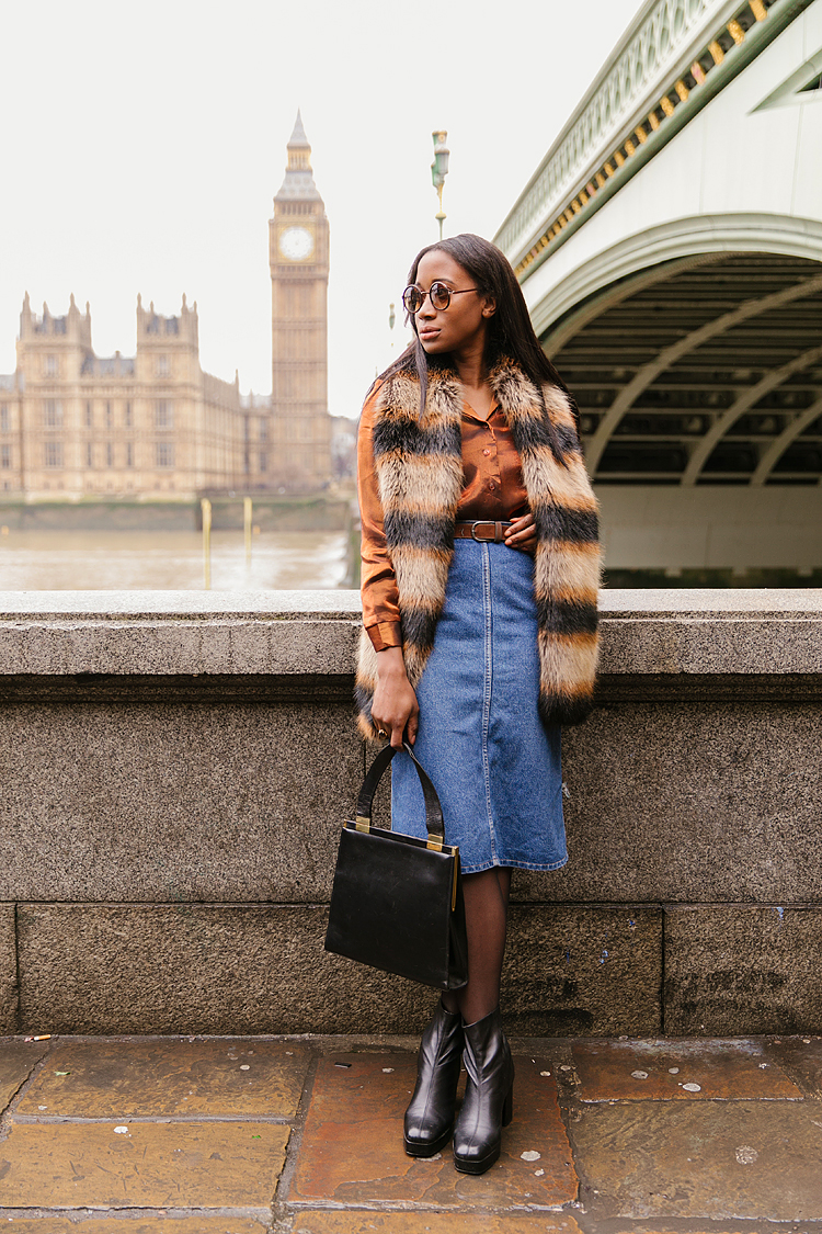street style photographer London westminster big ben winter fashion blogger photo shoot (2)