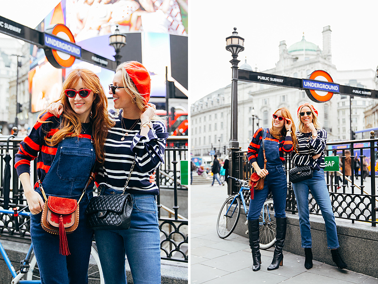 street style photographer london fashion photo shoot piccadilly circus belle and bunty style bloggers matalan (1)