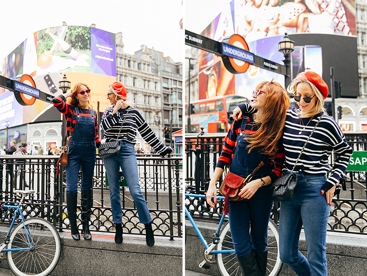 street style photographer london fashion photo shoot piccadilly circus belle and bunty style bloggers matalan (2)