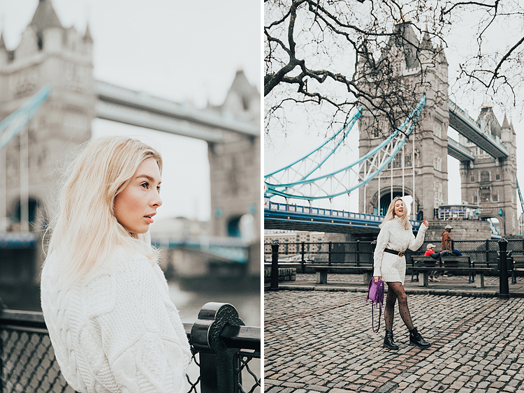 fashion street style photographer photo shoot london tower bridge portrait outdoor spring (1)