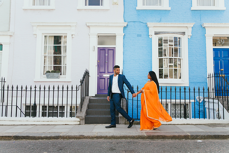 pregnancy photography london notting hill photo shoot couple